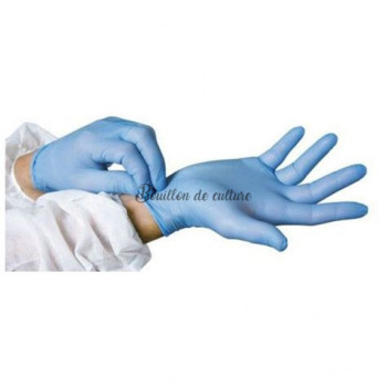 Gants protection jetable /...